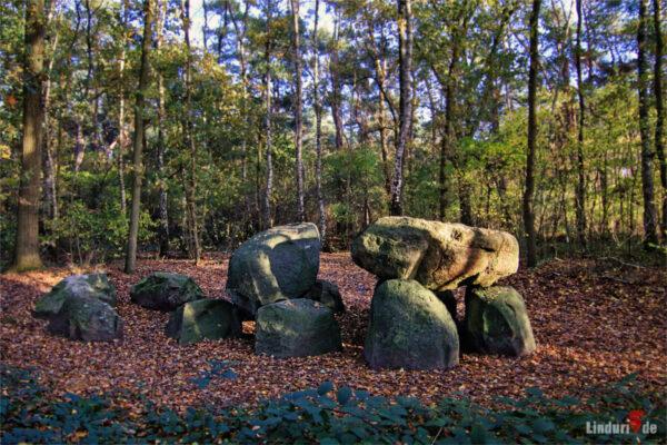 Hünensteine Lindern