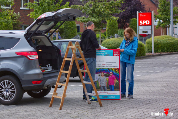 SPD-Wahlkampf
